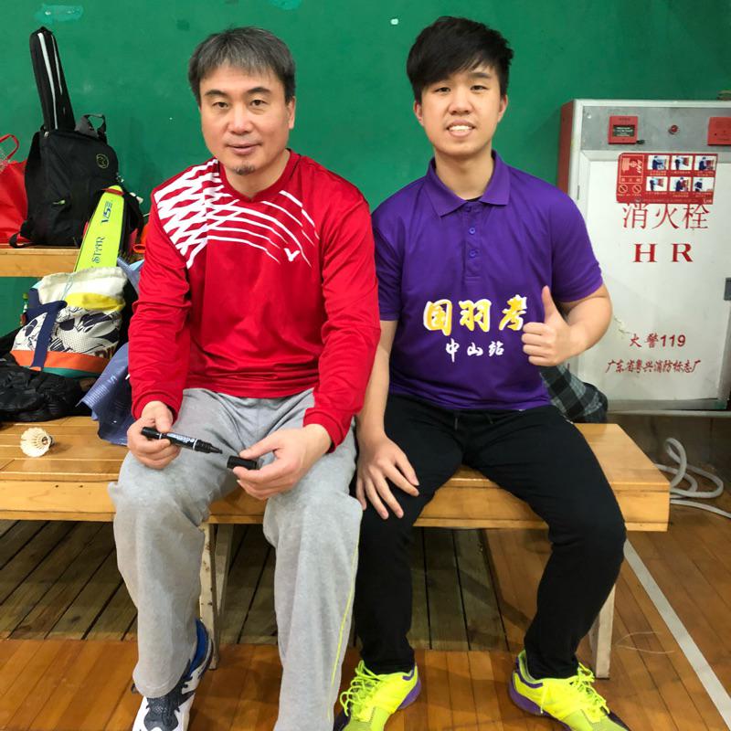羽毛球訓練(個人&小組)