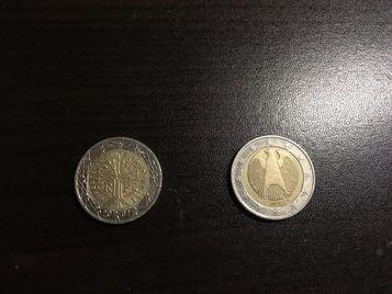歐元-硬幣