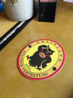 柏林-Standige Vertretung-啤酒