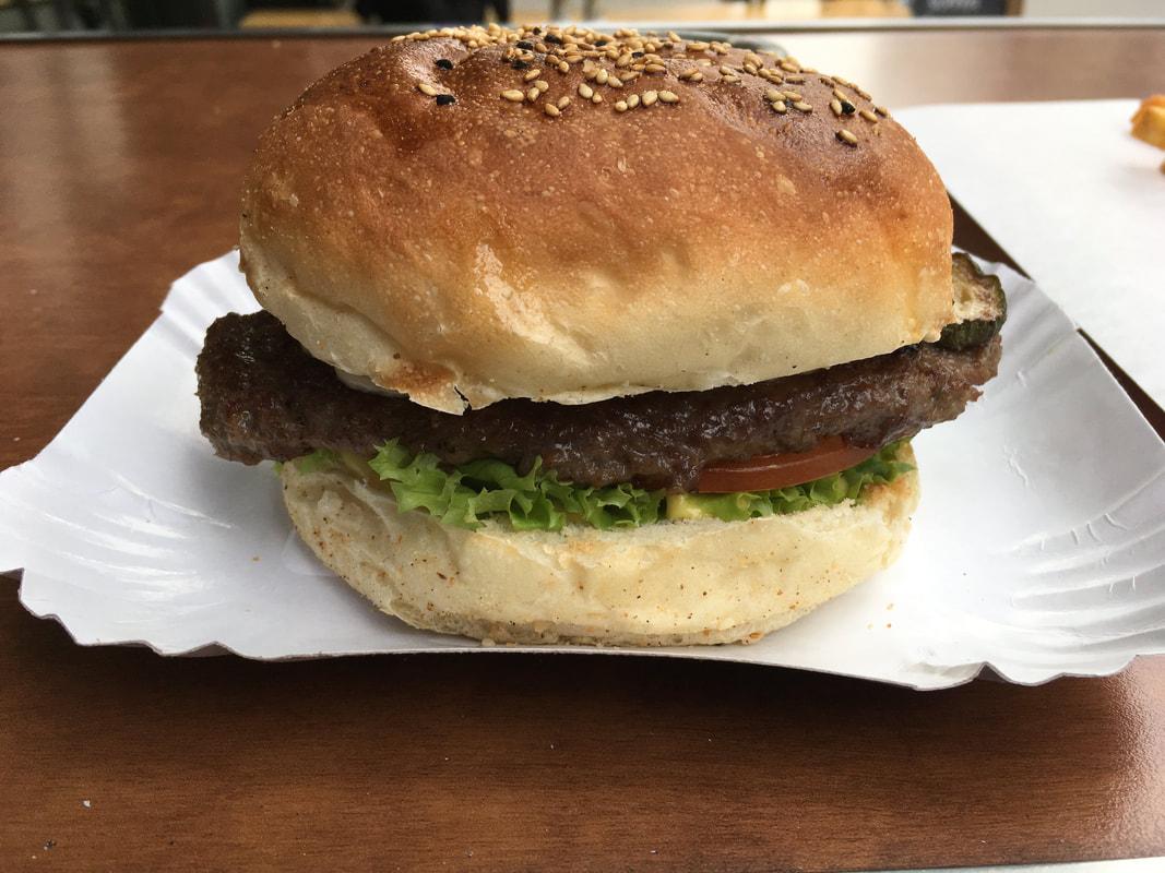 柏林-Burger center-美式漢堡