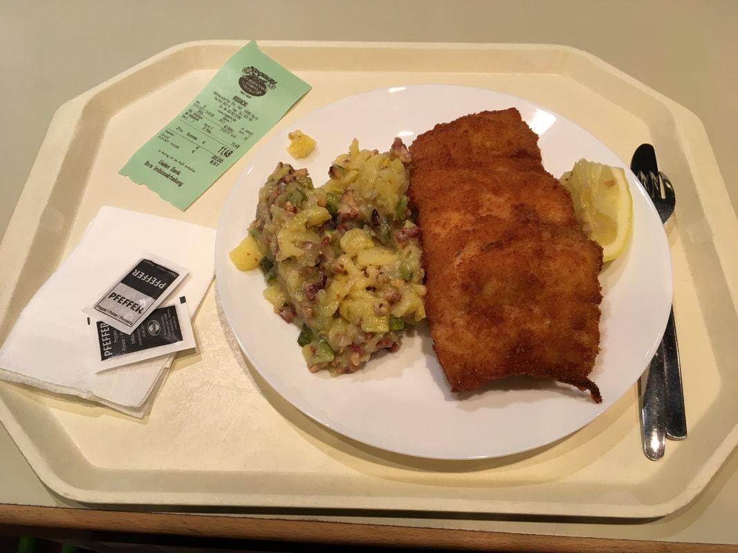 柏林-市場-馬鈴薯&炸魚
