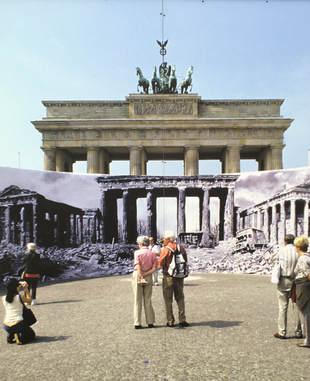 柏林-Brandenburger Tor勃蘭登堡門