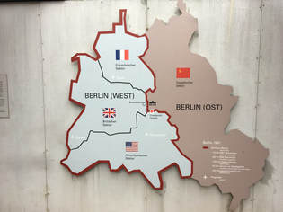 柏林-各國家統治範圍