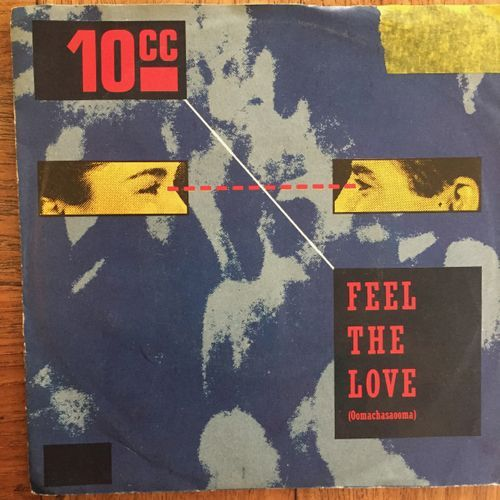 Cover Feel the love