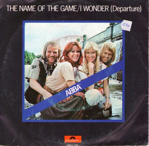 Cover The name of the game