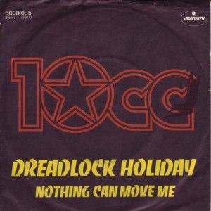 Cover Dreadlock holiday