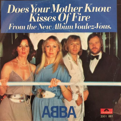 Cover Does your mother know