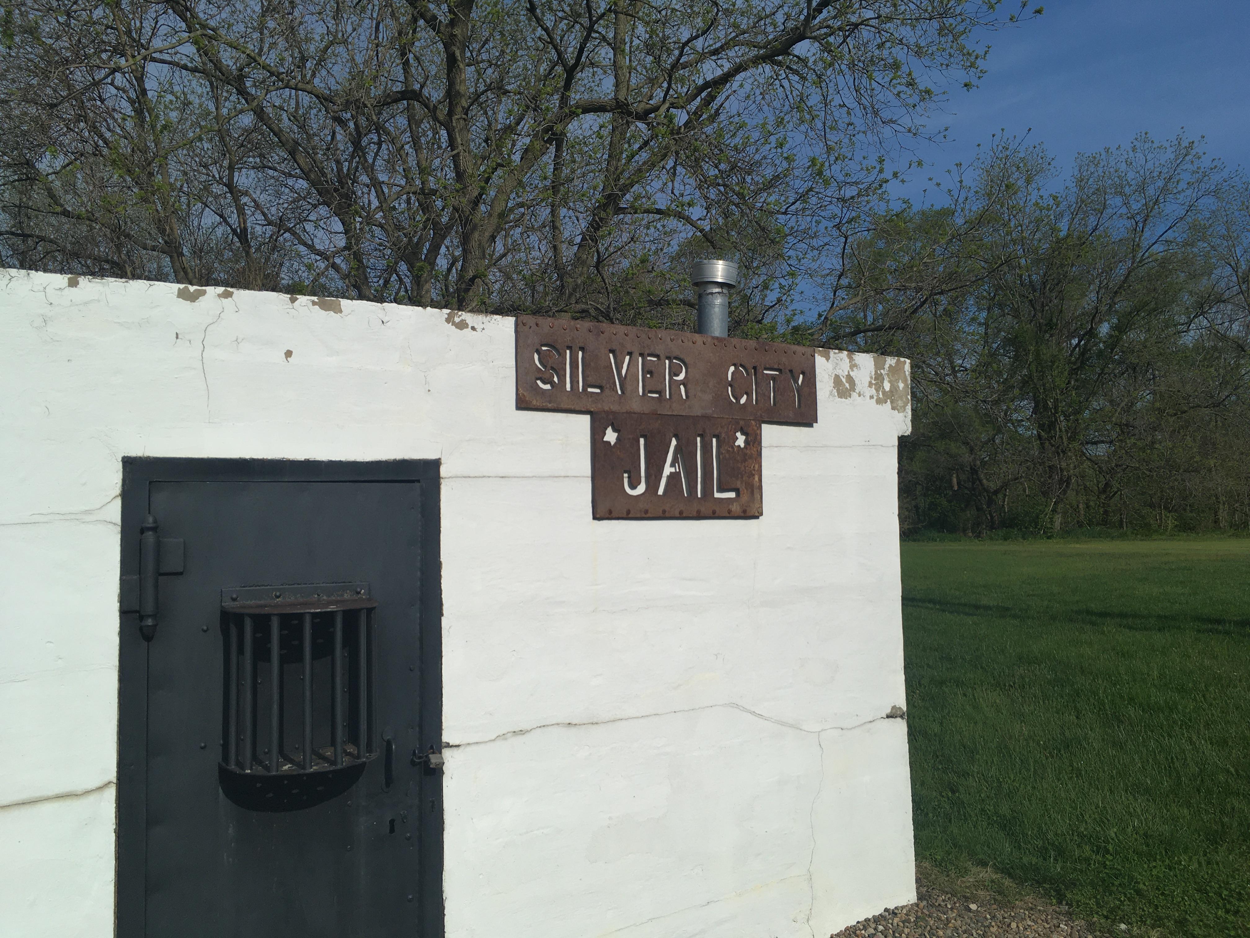 Silver City Jail