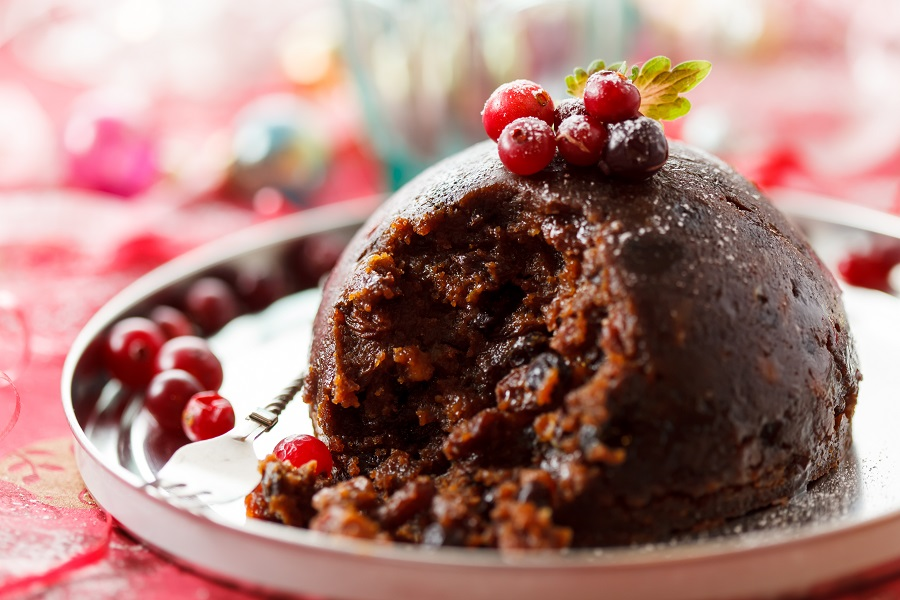 Christmas-pudding-dessert