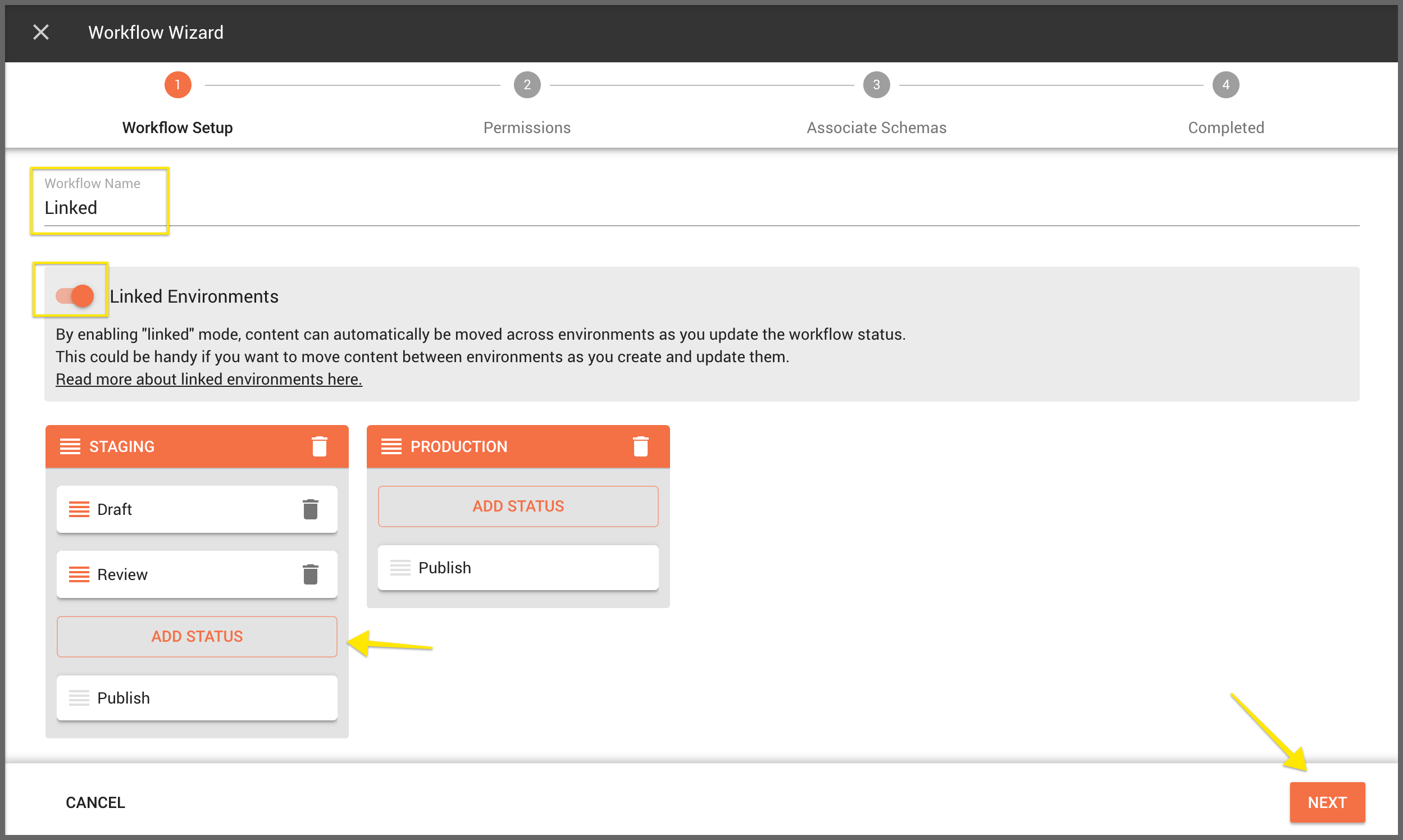 Link your environments with Flamelink, the Firebase CMS's Workflow Wizard