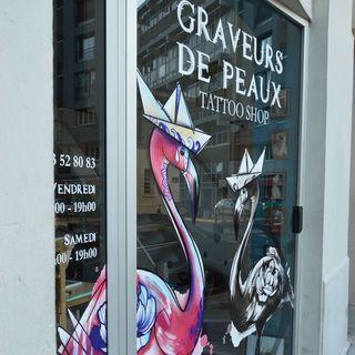 GRAVEURS DE PEAUX