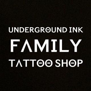 UNDERGROUND INK FAMILY