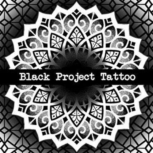BLACK PROJECT TATTOO