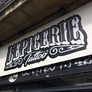 L'épicerie Tattoo