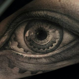 Matière Noire Tattoo