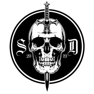 Skull and Dagger Tattoo