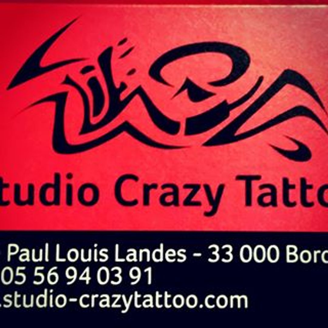 STUDIO CRAZY TATTOO
