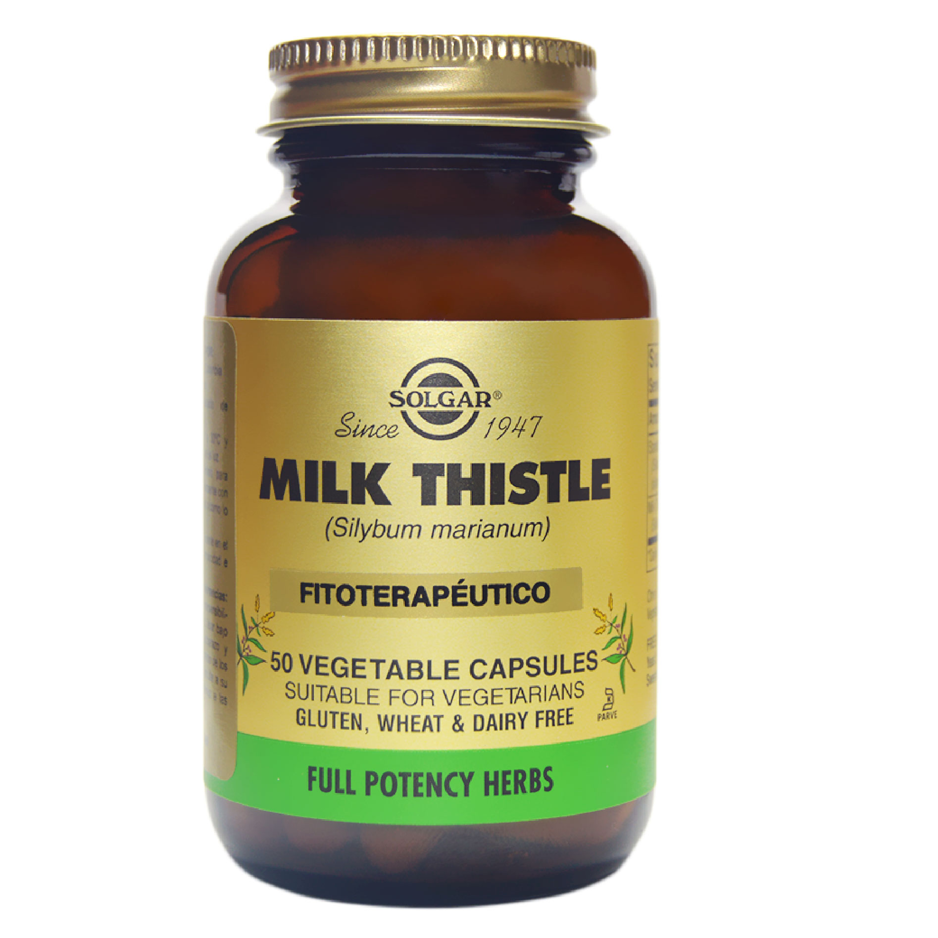 FP MILK THISTLE 50 CAP