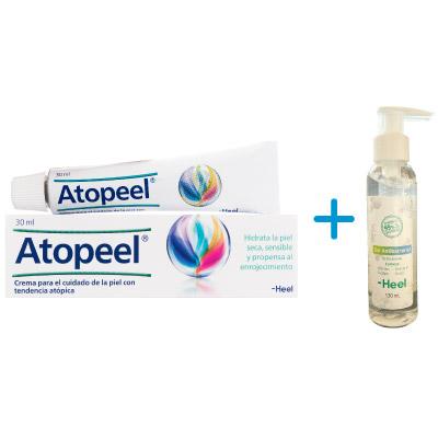 ATOPEEL CREMA + GEL ANTIBACTERIAL HEEL 120ML