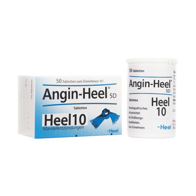 ANGIN HEEL SD TABLETAS