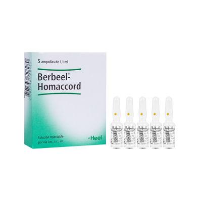 BERBEEL HOMACCORD AMPOLLAS