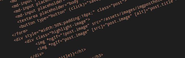 HTML is Weird