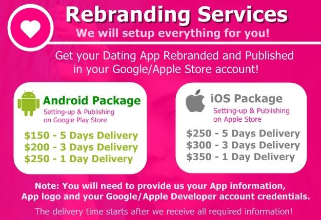 Rebranding Services