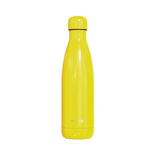 Garrafa amarela 500ml