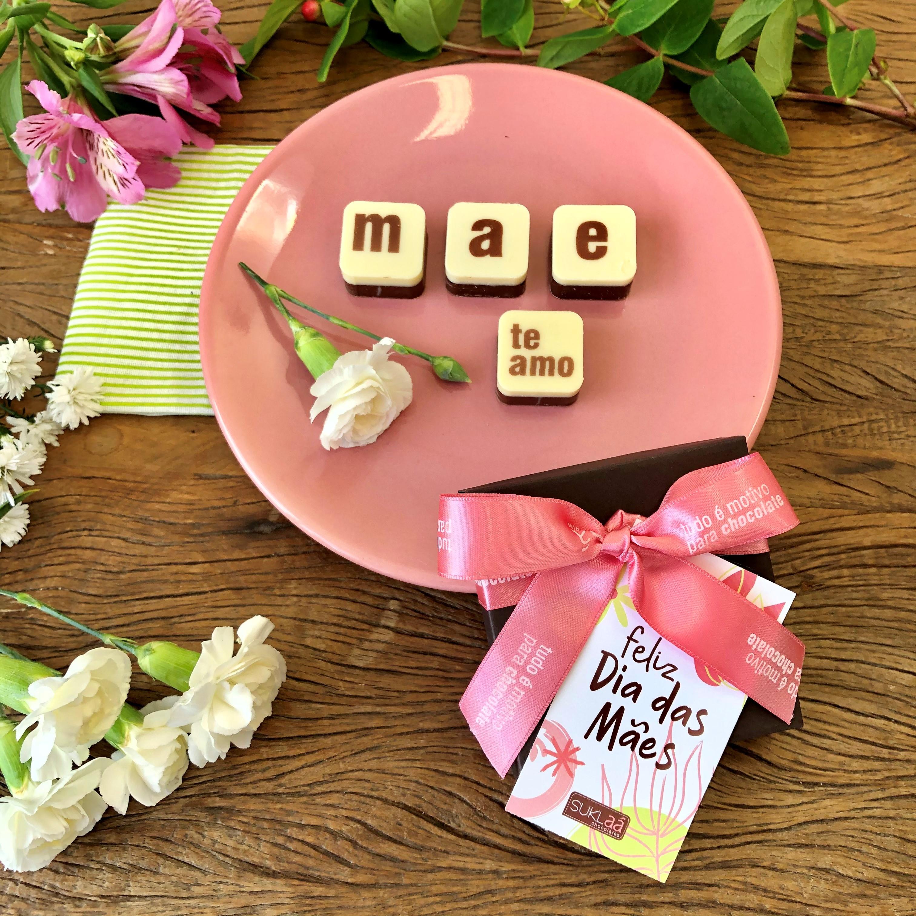 Chocolab 4 bombons - Dia das Mães