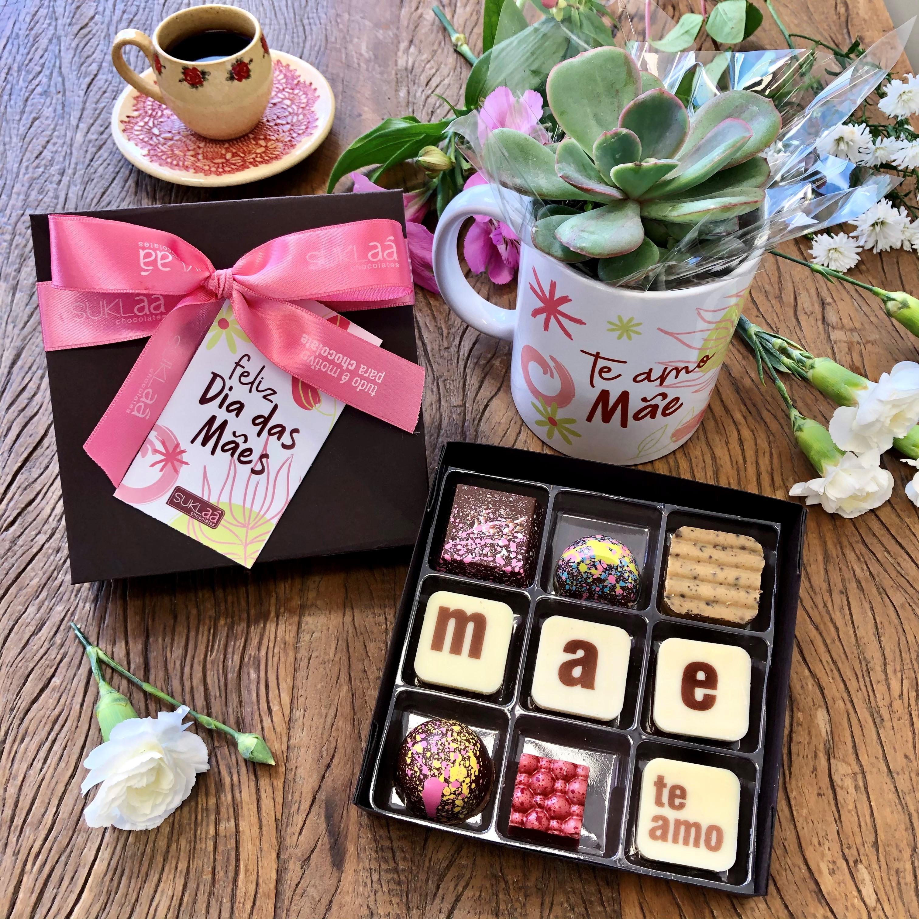 Chocolab 9 bombons - Dia das Mães