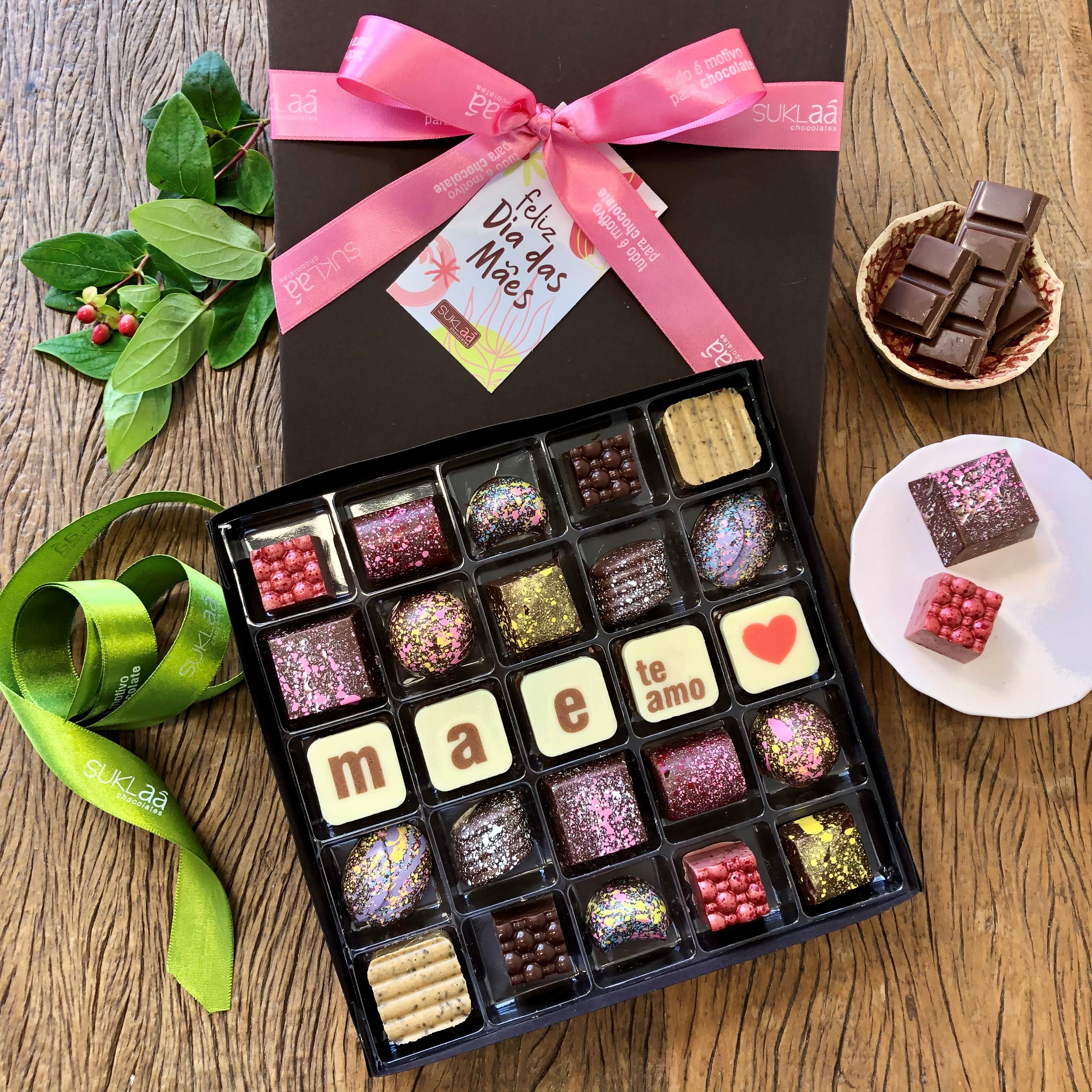 Chocolab 25 bombons - Dia das Mães