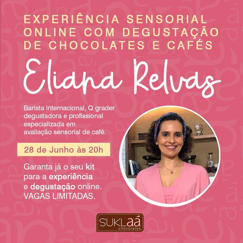 Experiência Sensorial - Café e Chocolate