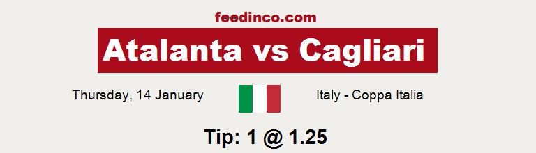 Atalanta v Cagliari Prediction