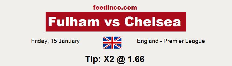 Fulham v Chelsea Prediction