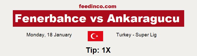 Fenerbahce v Ankaragucu Prediction