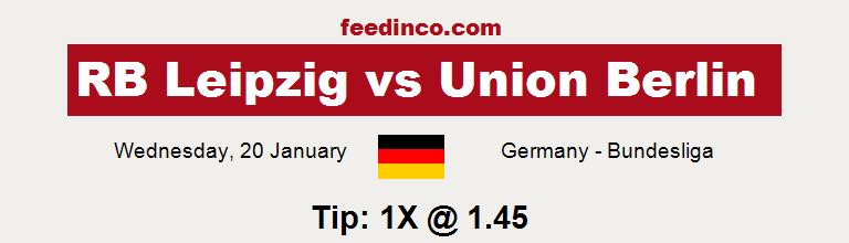 RB Leipzig v Union Berlin Prediction