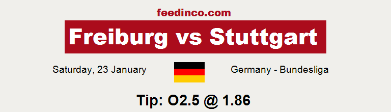 Freiburg v Stuttgart Prediction