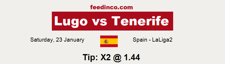 Lugo v Tenerife Prediction