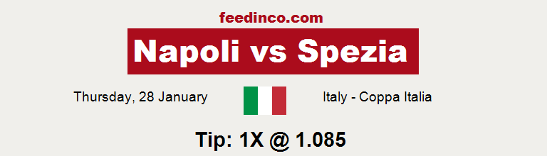 Napoli v Spezia Prediction