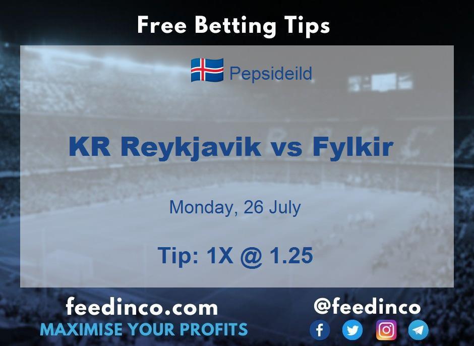 KR Reykjavik vs Fylkir Prediction