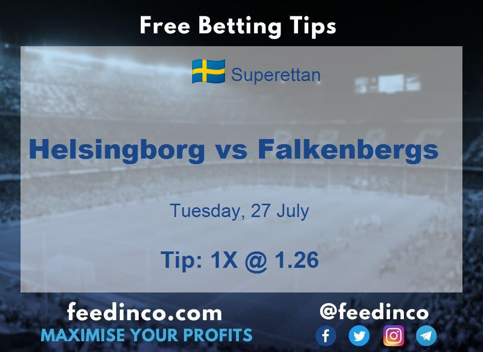 Helsingborg vs Falkenbergs Prediction