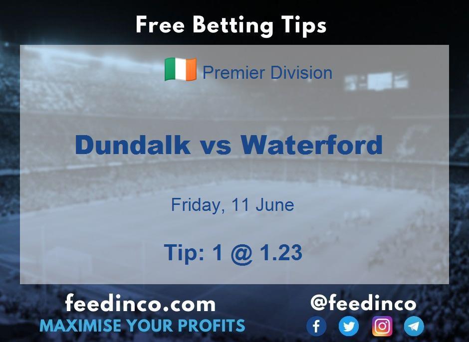 Dundalk vs Waterford Prediction