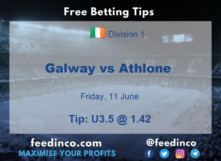 Galway vs Athlone Prediction