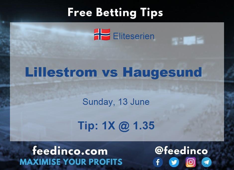 Lillestrom vs Haugesund Prediction