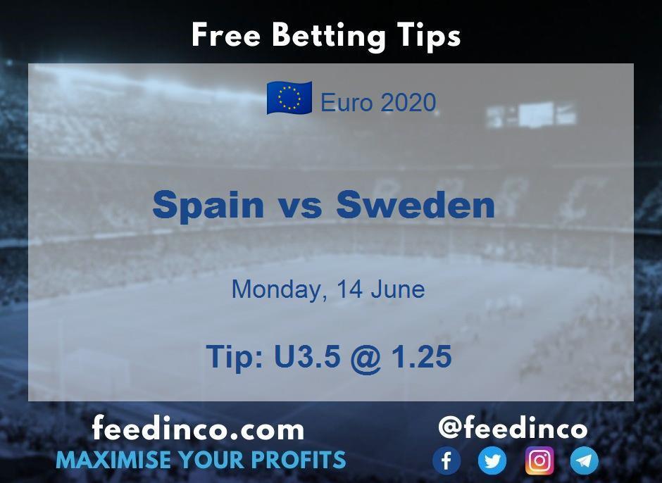 Spain vs Sweden Prediction