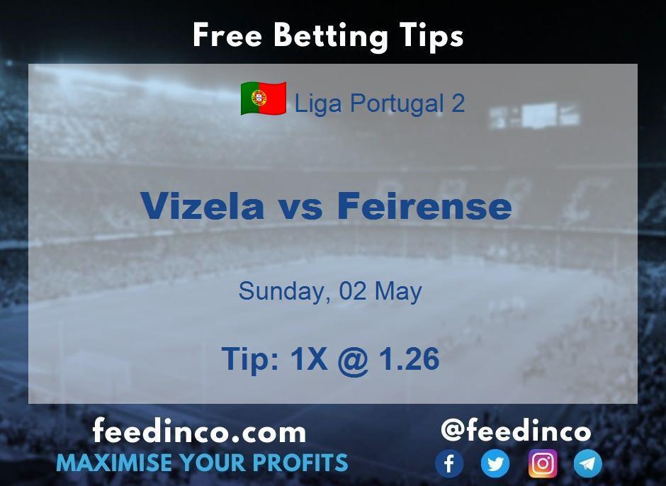 Vizela vs Feirense Prediction