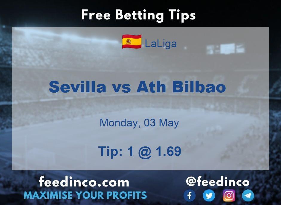 Sevilla vs Ath Bilbao Prediction