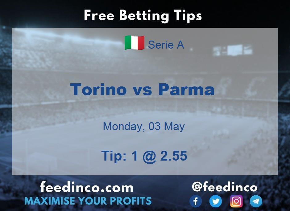 Torino vs Parma Prediction