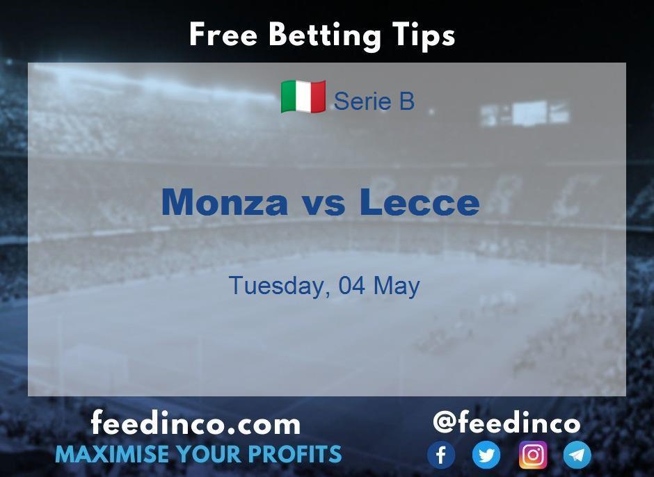 Monza vs Lecce Prediction