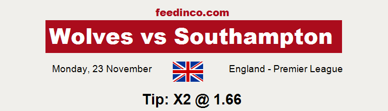Wolves v Southampton Prediction